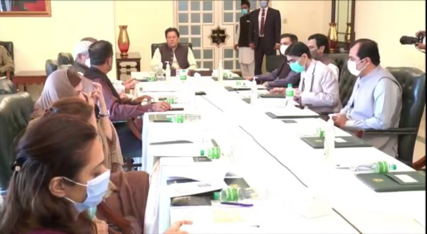 Pakistan has established its credibility as Green Champion due to TBTTP: PM Khan