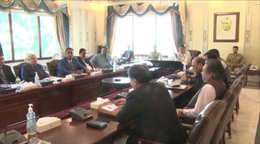 Cadastral mapping important for eliminating encroachments and enhancing land revenue: PM Khan