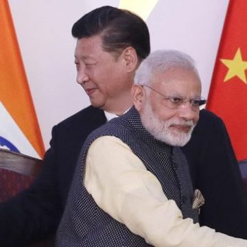 China firmly opposes Indian leader's visit to disputed area on China-India border