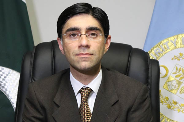 NSMCWG main purpose to have seamless coordination with all relevant ministries, stakeholders: NSA Moeed
